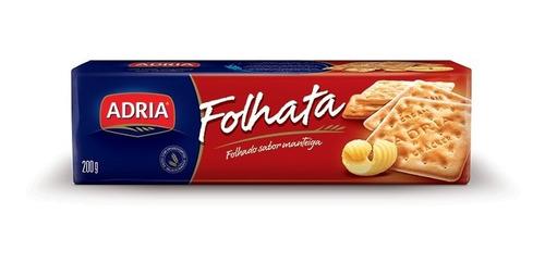 Adria Folhata Sabor Manteiga