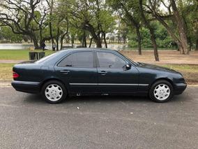 Mercedes-benz Clase E 2.6 E240 Elegance Plus At 2000