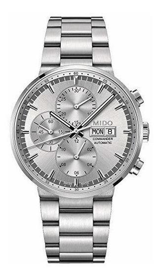 Reloj Mido M0144141103100 Para Caballero Ext De Acero