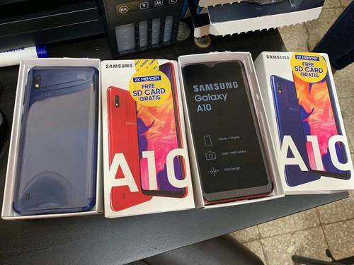 Imagen 1 de 1 de Samsung Galaxy A10 32gb 4glte