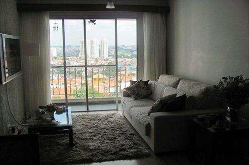 Apartamento Em São Paulo Bairro Jardim Colombo - V1230