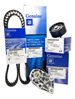 Kit Tiempo Aveo Original Gm 2010 2011 2012 2013 2014 #703