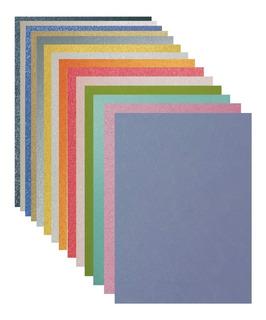 Papel Sirio Pearl A4 125 Grs Tarjetería X 100 Hojas Perlado