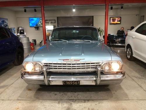 Imagen 1 de 15 de Chevrolet Impala V8 1962