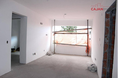 Em Construção - Apartamento De 2 Dormitórios Com Vaga De Garagem No Bairro Santana - Ap3369