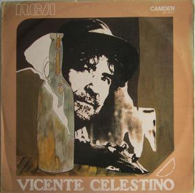 Lp Vicente Celestino O Ébrio