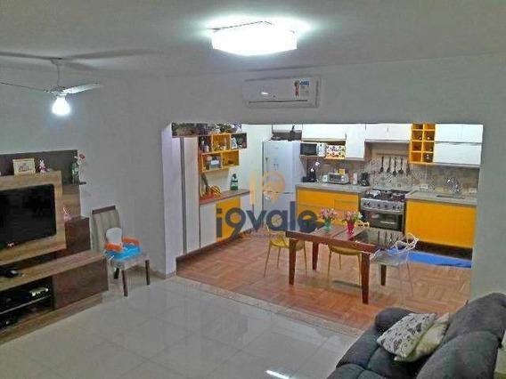 Casa Vert Ville À Venda, Jardim Santa Maria, Jacareí. - Ca0836