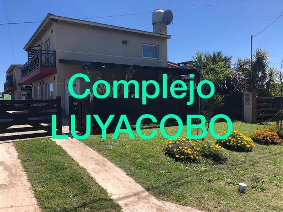 Complejo De Cabañas Luyacobo , Rp11 Km487 Mar De Cobo !