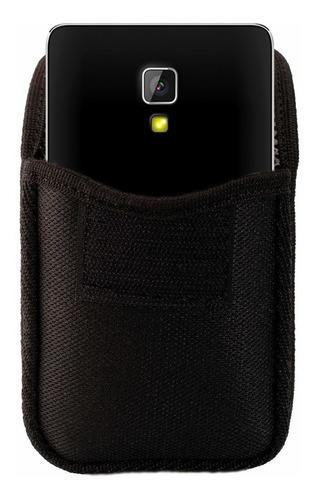 Imagen 1 de 10 de Funda Celular Samsung Y Otros Porta Smartphone Toolmen T72