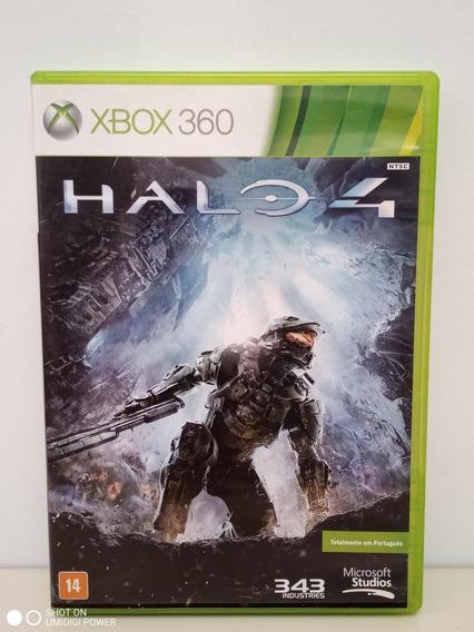 Halo 4 Xbox 360 Midia Física Original Pronta Entrega