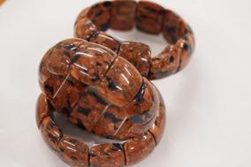 Bracelete Talismã Pedra Do Sol Feminino Pronta Entrega