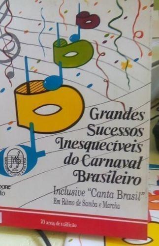 Grandes Sucessos Inesquecíveis Do Carnaval Brasileiro