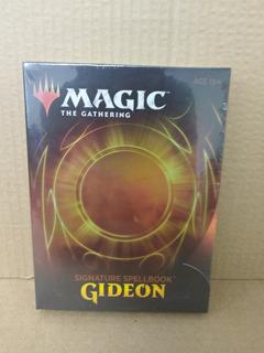 Magic The Gathering Signature Spellbook Gideon
