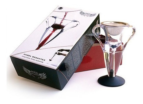 Aireador De Vino Con Caja De Regalo Luxury.