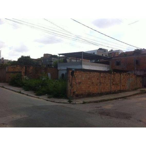 Lote De Esquina Plano 180m No São Benedito, Santa Luzia