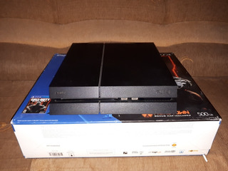 Play Station 4 Ps4 500gb