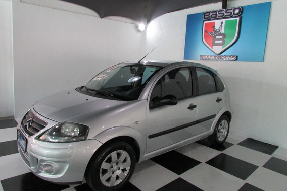 Citroën C3 2012 Glx 1.4 8v Flex 4p Manual