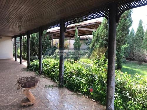 Chácara Com 6 Quartos À Venda, 11454 M² Por R$ 6.600.000 - Residencial Barravento - Goiânia/go - Ch0046