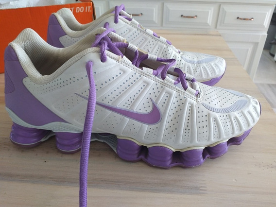 Zapatillas Nike Shox Mujer