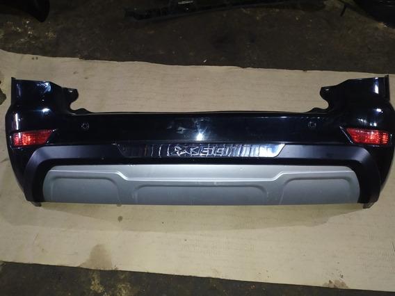 Parachoque Traseiro Lifan X60 2014 Js Desmonte