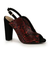 d480eb2dc Sandalia Lara Costa Salto Grosso - Sapatos no Mercado Livre Brasil