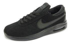 Tênis Nike Sb Bruin Max Vapor Inteiro Preto