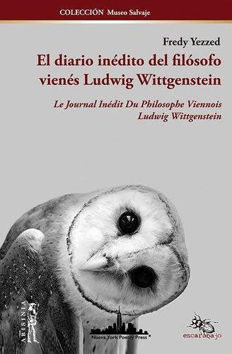 Imagen 1 de 2 de El Diario Inedito Del Filosofo Vienes Ludwig Wittgenstein