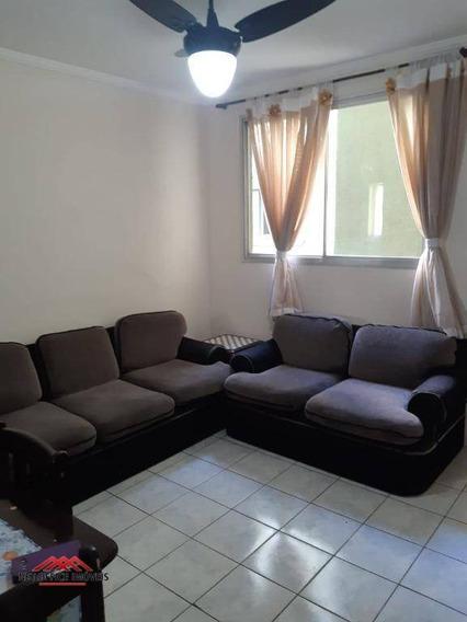 Apartamento Com 2 Dormitórios Para Alugar, 49 M² Por R$ 900,00/mês - Jardim Satélite - São José Dos Campos/sp - Ap1101