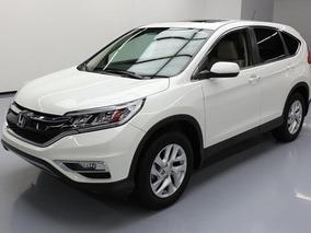 Honda Cr-v Exl 2,015