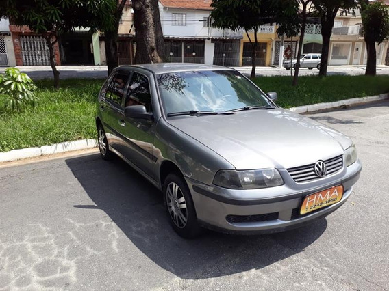 Gol 1.0 Mi Highway Gasolina 4p Manual G3 2002
