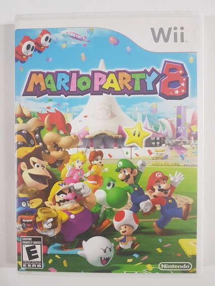 Mario Party 8 Original Para Nintendo Wii