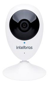 Camera Wifi Portatil Residencial Casa Wi-fi Hd Ic3 Intelbras