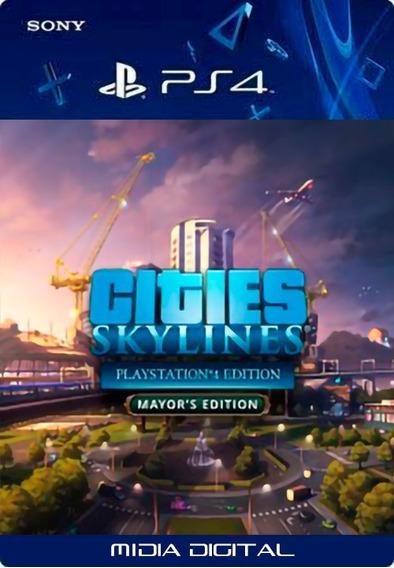 Cities: Skylines - Todas Às Dlc