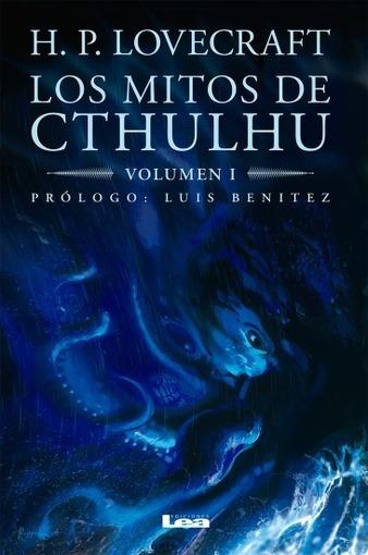 Los Mitos De Cthulhu Volumen 1 - Howard Phillip Lovecraft