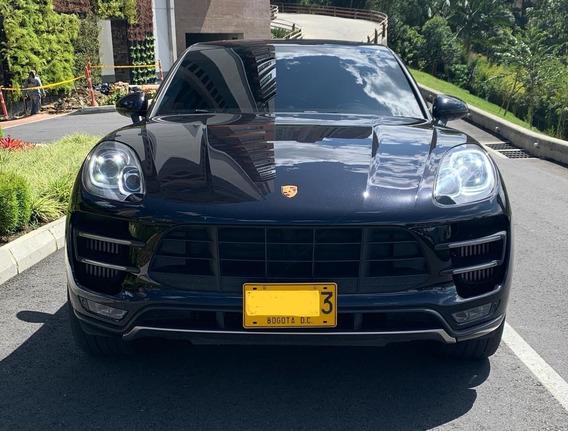Porsche Macan Turbo, 2015, Motor 3.6, V6, Con 16200 Km