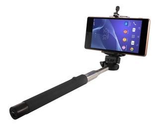 Selfie Stick Palo Bastón C/cable Cámara Celular Sist Android