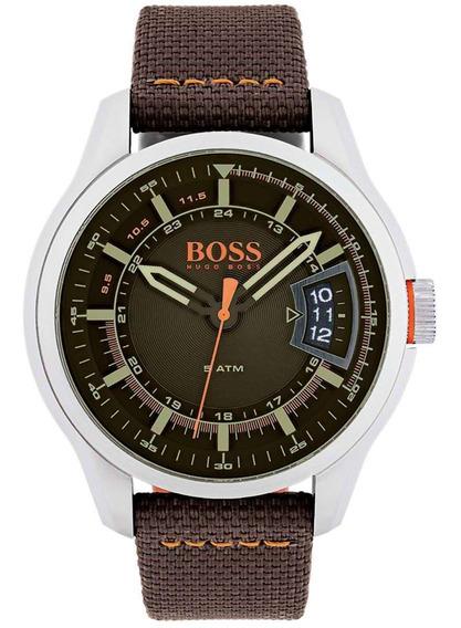 Reloj Original Caballero Marca Hugo Boss Modelo 1550016