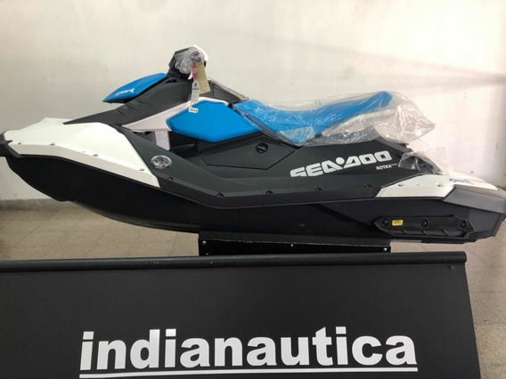 Sea Doo Spark 2up Ho Ibr Nueva Con Freno 0hs
