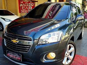 Chevrolet Tracker 1.8 Ltz Aut. 2016 Cinza