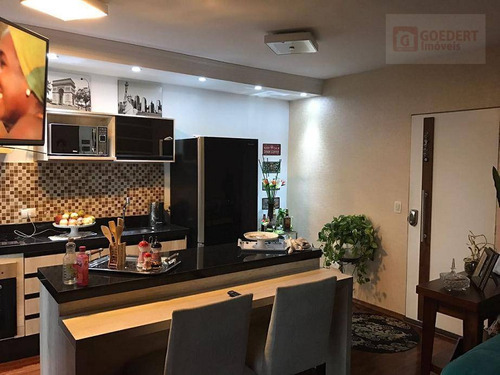 Studio Com 1 Dormitório À Venda, 38 M² Por R$ 300.000,00 - Vila Augusta - Guarulhos/sp - St0011