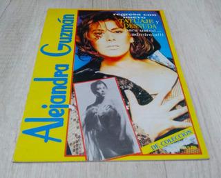 1993 Revista Alejandra Guzman - De Coleccion
