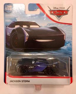 Disney Cars 3 Jackson Storm Die-cast Vehicle - Nuevo!!!