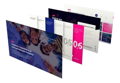 Imagem 1 de 3 de Templates Powerpoint Atualizadas. Mais De 3000 Slides Únicos