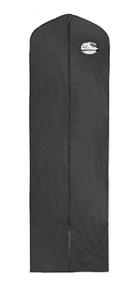 Paquete De 25 Porta Vestido De Novia Vinil Negro 60x182 Cm