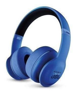 Fone De Ouvido Bluetooth Jbl Everest 300 Azul Original