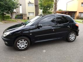 Peugeot 206 1.6 Xr Premium 5 Pts. 2006 Impecable
