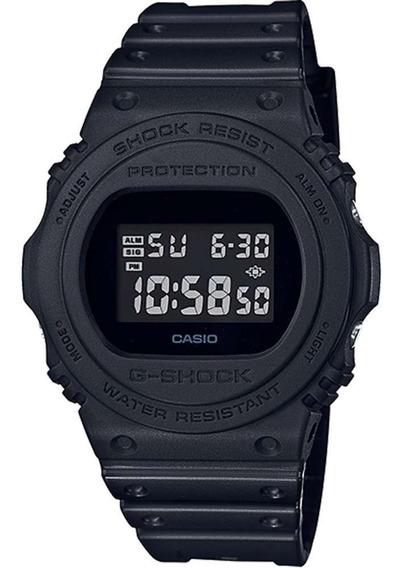 Relógio Casio G-shock Dw 5750e 1bdr Revival (nota Fiscal)