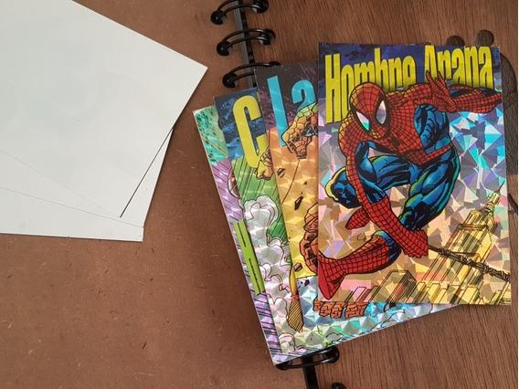 Pepsi Cards Marvel Comics 1994