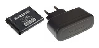 Cargador Bateria Camara Samsung Es69 Es70 Es71 Es73 Bp-70a