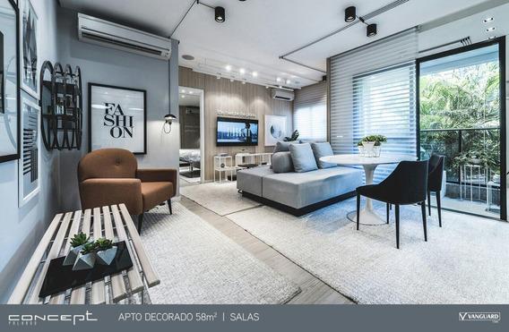 Apartamento Residencial Em Londrina - Pr - Ap0438